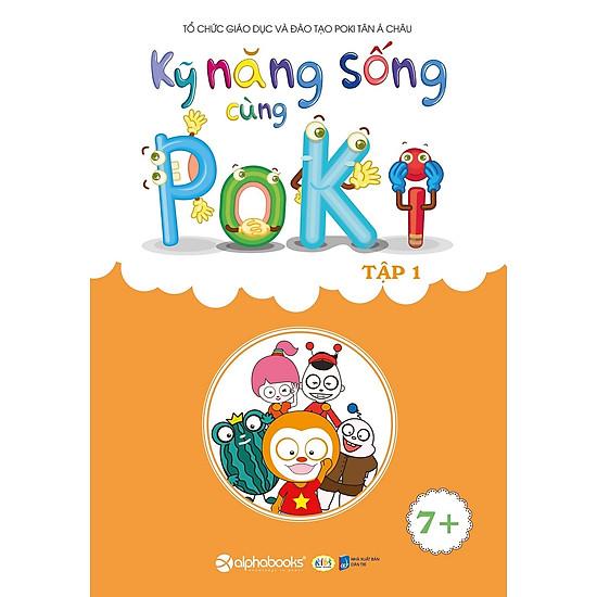 Kỹ Năng Sống Cùng Poki (7+) – Tập 1