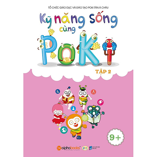 Kỹ Năng Sống Cùng Poki (9+) – Tập 2