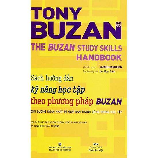 Download sách Kỹ Năng Học Tập Theo Phương Pháp Buzan (Tái Bản 2014)