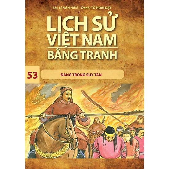 [Download sách] Lịch Sử Việt Nam Bằng Tranh (Tập 53)