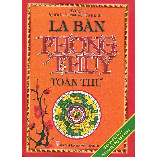 [Download Sách] La Bàn Phong Thủy Toàn Thư