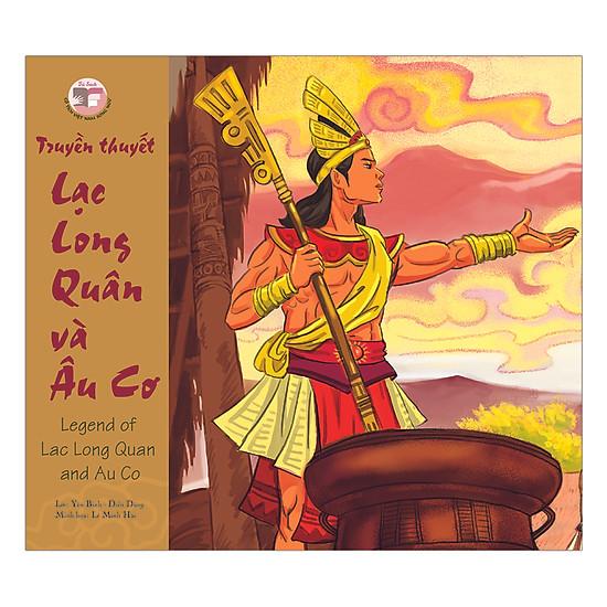 Truyền Thuyết Lạc Long Quân Và Âu Cơ - Legend Of Lac Long Quan And Au Co