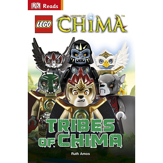 LEGO® Legends Of Chima Tribes Of Chima