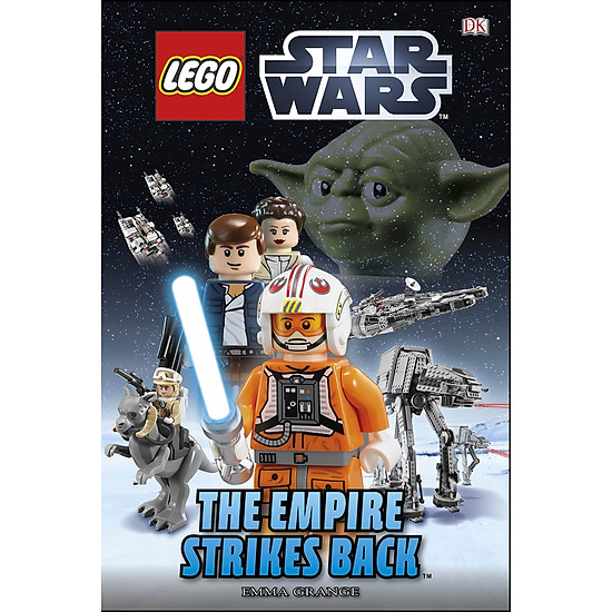 DK Reads LEGO® Star Wars The Empire Strikes Back