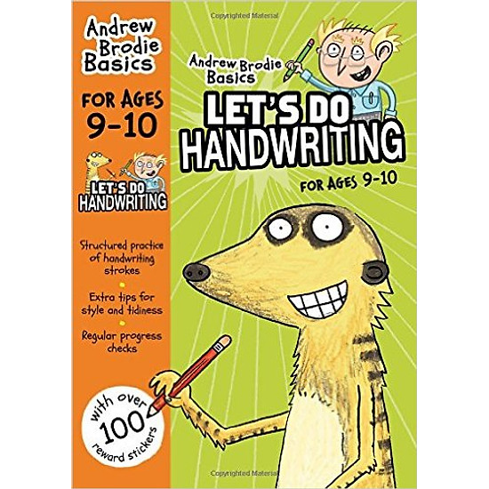 Let′s Do Handwriting For Age 9 – 10