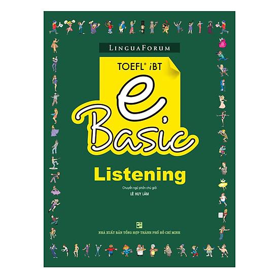 LinguaForum TOEFL iBT eBasic-Listening (Without Audio CD)