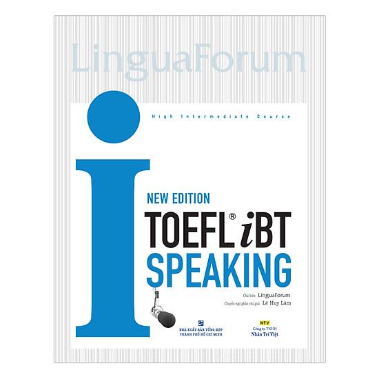 Toefl iBT I Speaking New Edition (Kèm CD)