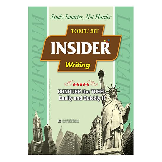 TOEFL iBT Insider Writing