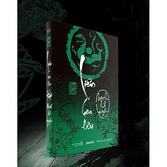 Liên Hoa Lâu (Tập 4): Bạch Hổ Quyển