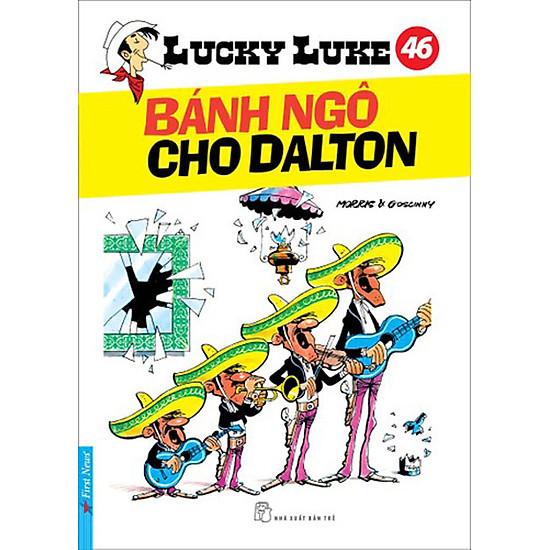 Lucky Luke 46 – Bánh Ngô Cho Dalton