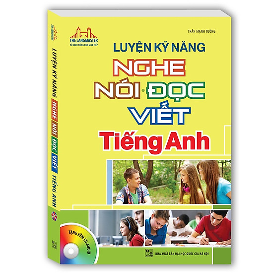 Luyện Kĩ Năng Nghe, Nói, Đọc, Viết Tiếng Anh
