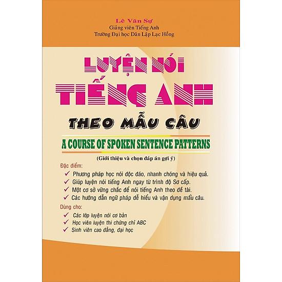 [Download Sách] Luyện Nói Tiếng Anh Theo Mẫu Câu