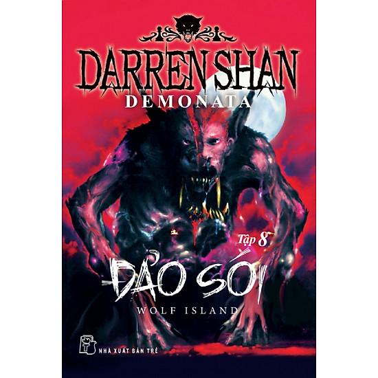 Darren Shan Demonata – Tập 08: Đảo Sói