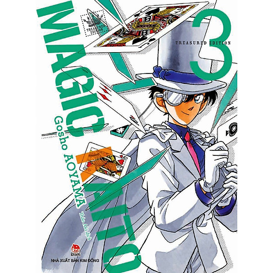 Magic Kaito – Treasured Edition (Tập 3)