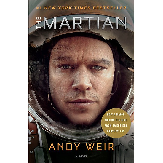 The Martian – Paperback