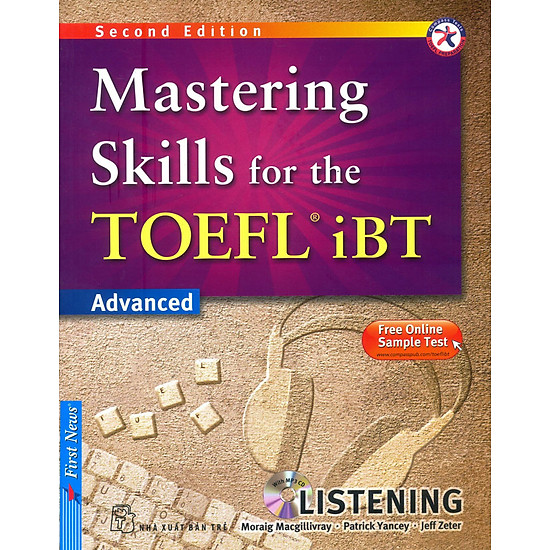 Mastering Skills For The Toefl Ibt – Listening