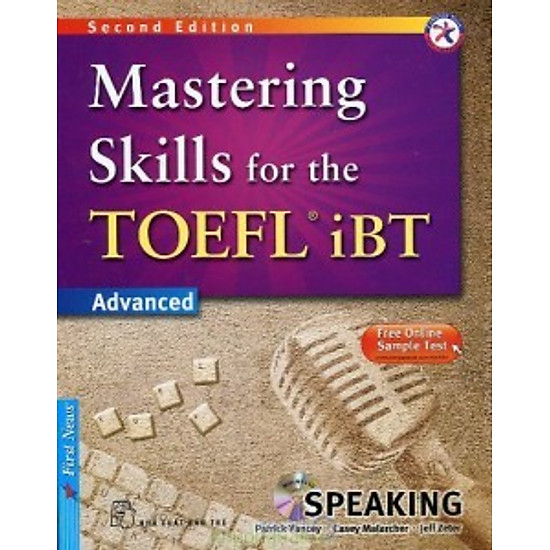 Mastering skills For The Toefl Ibt – Speaking