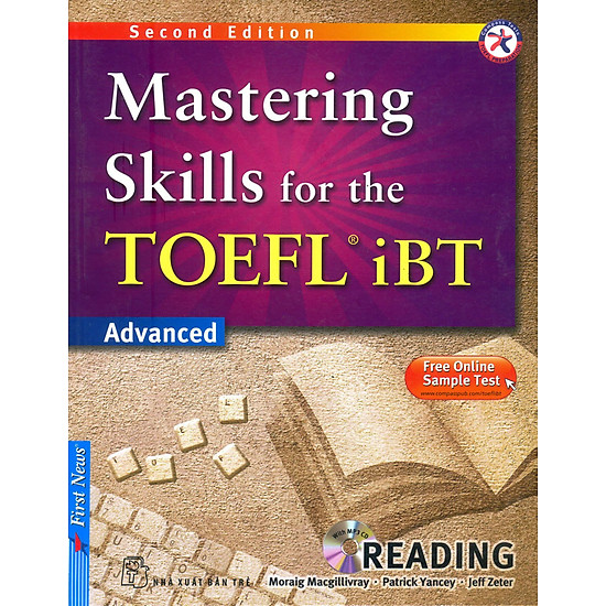 Mastering Skills For The Toefl Ibt – Reading