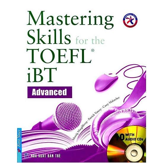 Mastering Skills For The Toefl IBT (Không CD) - Tái Bản 2014