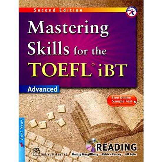 Mastering Skills For The Toefl IBT - Reading - Kèm CD