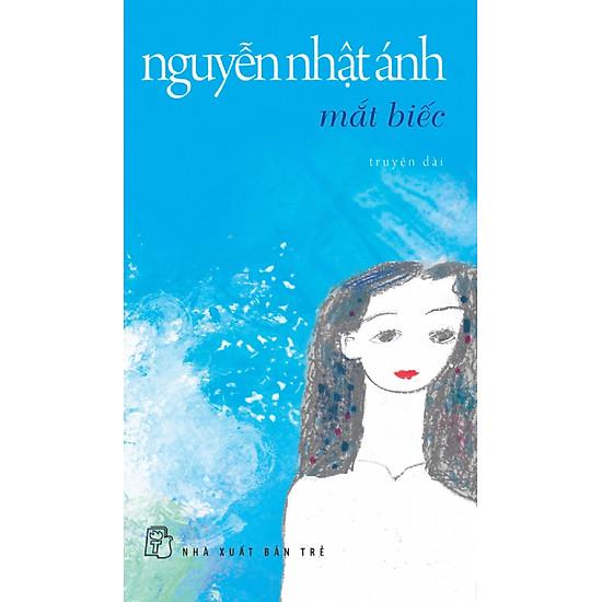 Hình ảnh download sách Mắt Biếc - Tái Bản 2013