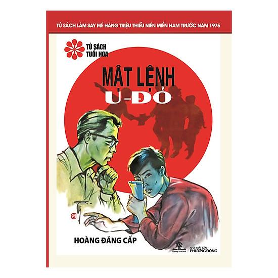 [Download Sách] Mật Lệnh U Đỏ (Tủ Sách Tuổi Hoa - Hoa Đỏ)