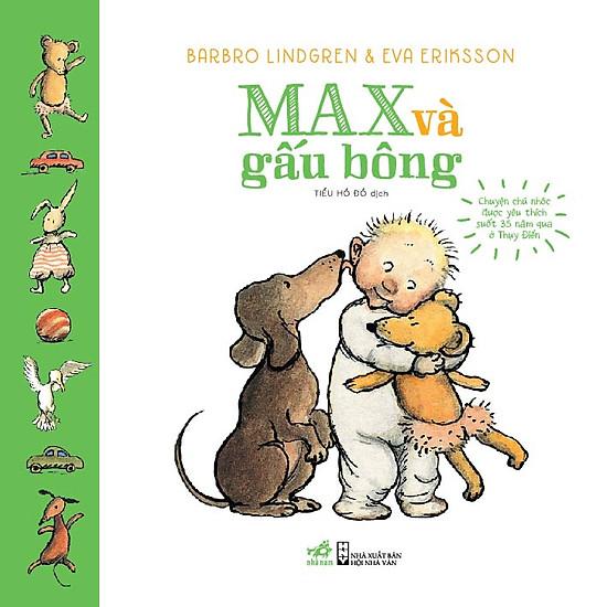 Max Và Gấu Bông