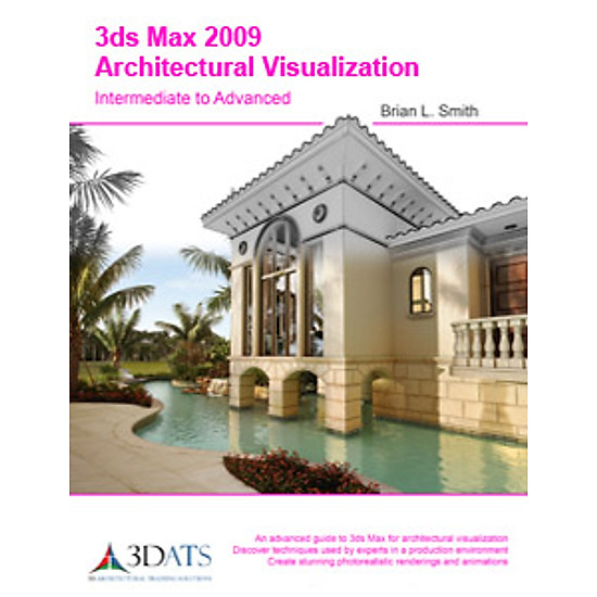 3ds Max 2009 Architectural Visualization – Hardcover