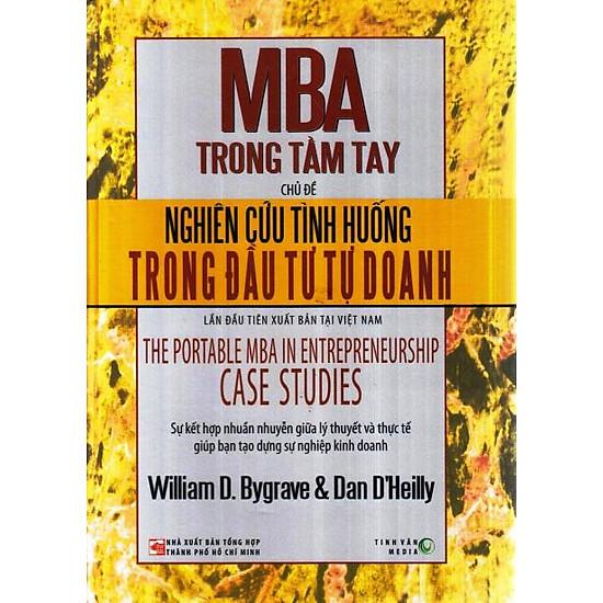 MBA Trong Tầm Tay - Chủ Đề Nghiên Cứu Tình Huống Trong Đầu Tư Tự Doanh