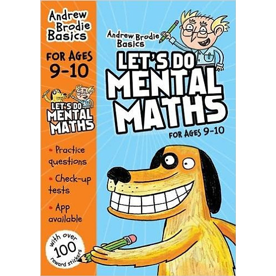 [Download sách] Let's Do Mental Mas For Ages 9 - 10