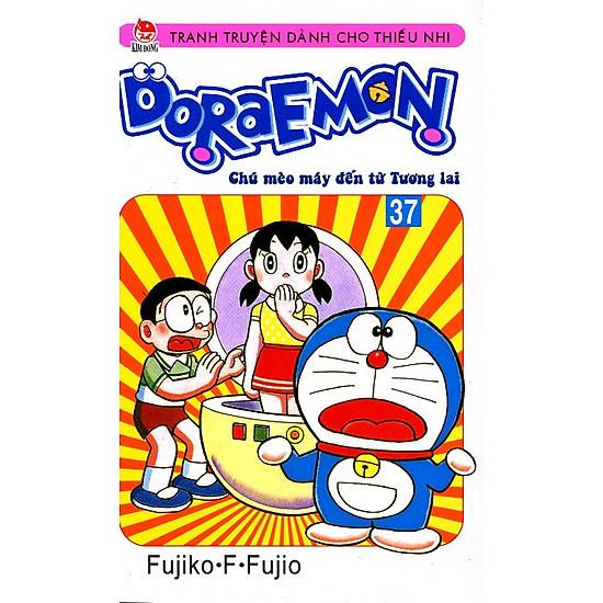 Doraemon - Chú Mèo Máy Đến Từ Tương Lai (Tập 37)