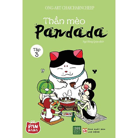 Thần Mèo Pandada (Tập 3)