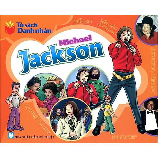 [Download Sách] Tủ Sách Danh Nhân - Michael Jackson