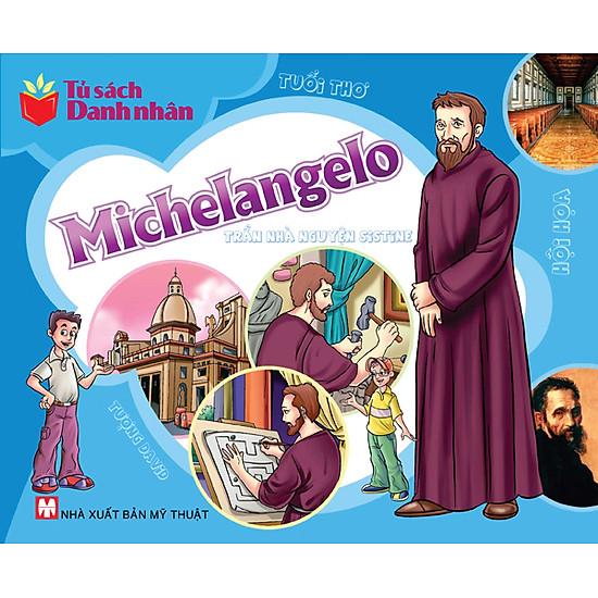 [Download Sách] Tủ Sách Danh Nhân - Michelangelo