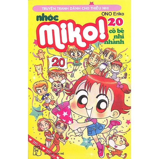 Nhóc Miko: Cô Bé Nhí Nhảnh - Tập 20