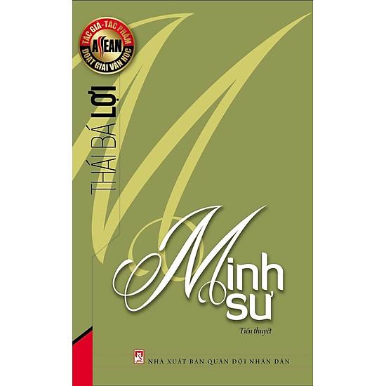 Tác Giả, Tác Phẩm Đoạt Giải Văn Học Asean - Minh Sư - EBOOK/PDF/PRC/EPUB