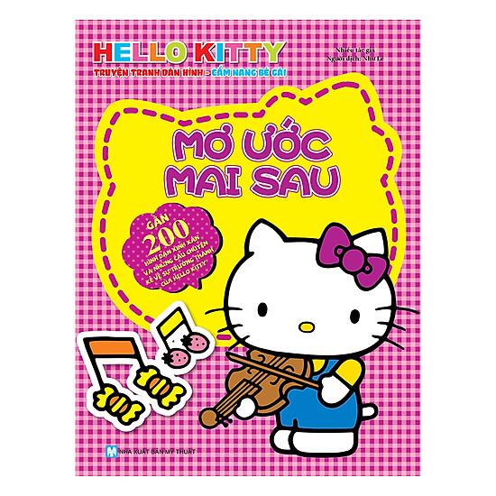 [Download Sách] Hello Kitty - Mơ Ước Mai Sau