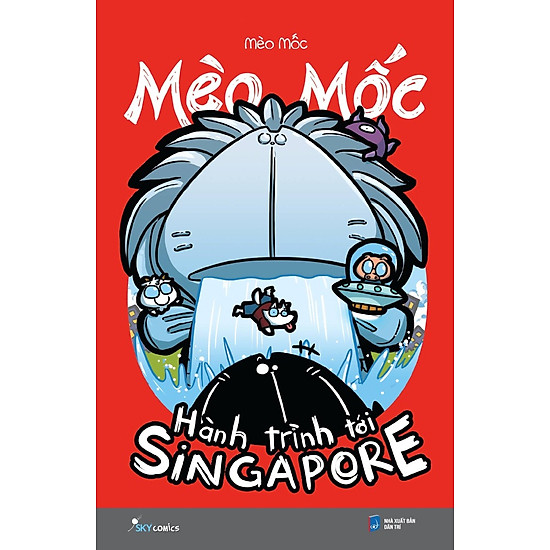 Mèo Mốc – Hành Trình Singapore