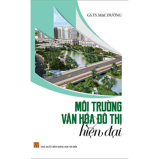 Môi Trường Văn Hóa Đô Thị Hiện Đại