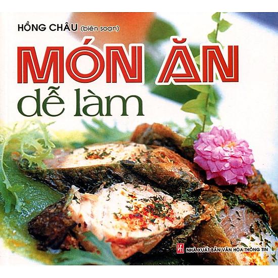 Món Ăn Dễ Làm - EBOOK/PDF/PRC/EPUB