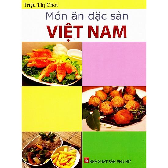 [Download sách] Món Ăn Đặc Sản Việt Nam