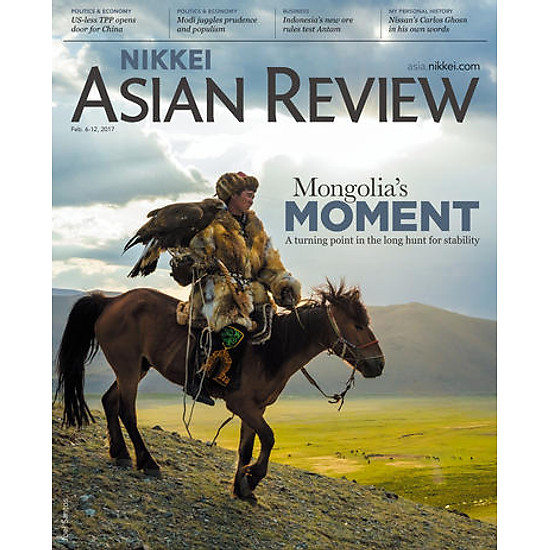 [Download Sách] Nikkei Asian Review: Mongolia's Moment - 56