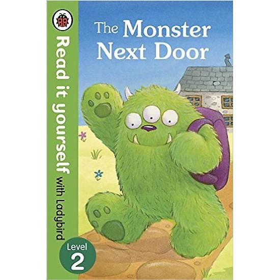 Read It Yourself With Ladybird The Monster Next Door