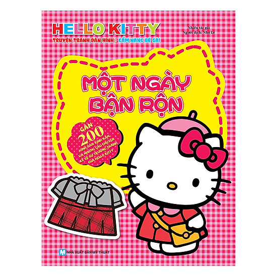 [Download Sách] Hello Kitty - Một Ngày Bận Rộn