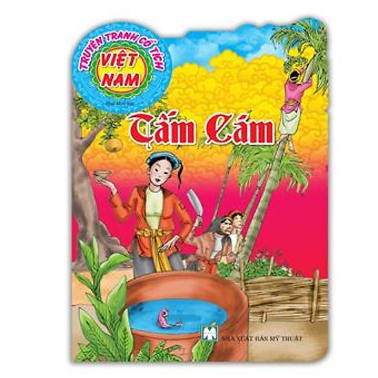 Truyện Tranh Cổ Tích Việt Nam Tấm Cám
