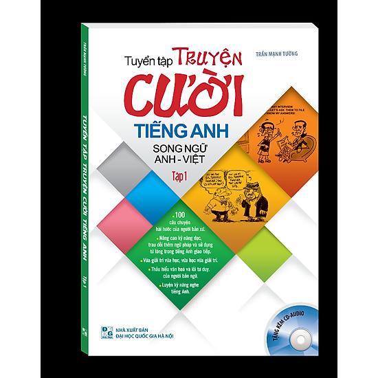 Tuyển Tập Truyện Cười Song Ngữ Anh – Việt (Tập 1)
