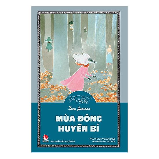 Download sách Mùa Đông Huyền Bí