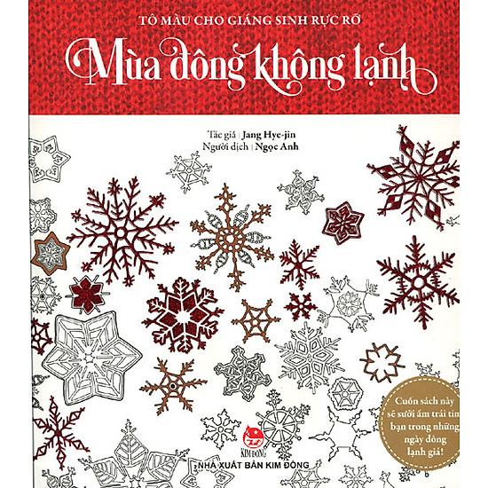 Tô Màu Cho Giáng Sinh Rực Rỡ – Mùa Đông Không Lạnh