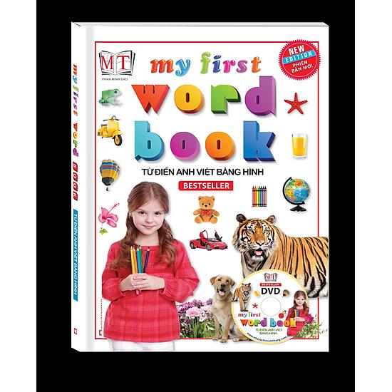 My First Word Book - Từ điển Anh Việt Bằng Hình