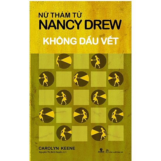 [Download Sách] Nữ Thám Tử Nancy Drew - Không Dấu Vết